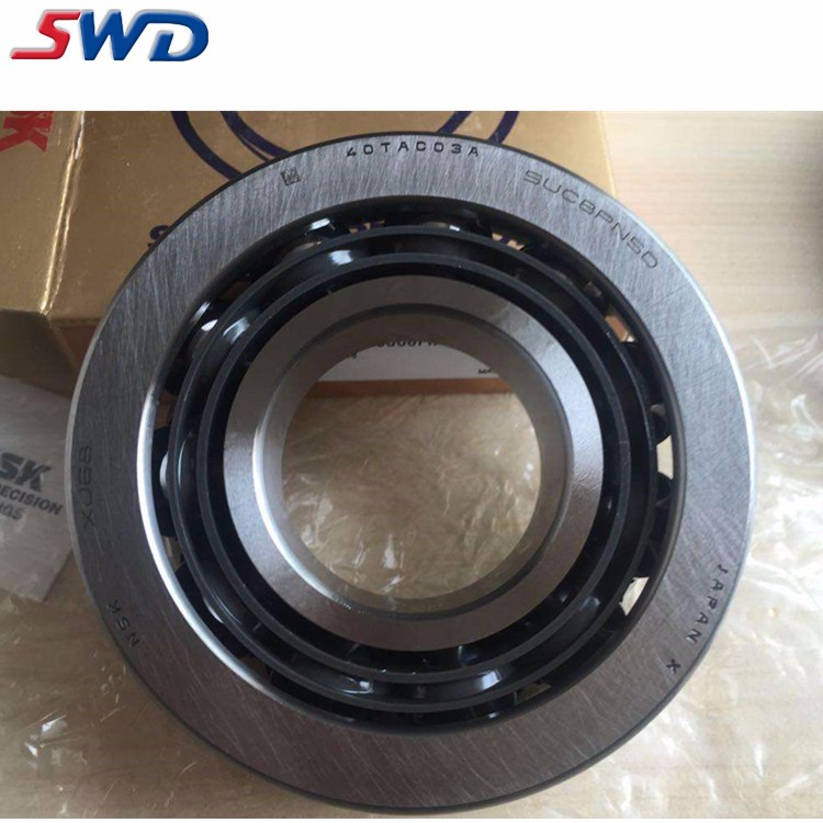 nsk P4 40TAC03A angular contact ball bearing 40TAC03AT85SUC8PN bearing