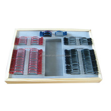 Chinese high quality optometry trial set equipments 104 Lens set 104 price