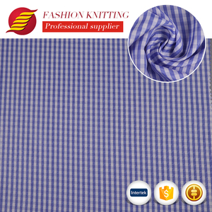 145cm woven types of shirt shirting fabrics super poly plaid fleece fabric