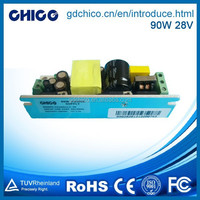 CC090ALA-28 switch power supply 90W 28V led driver for stage light