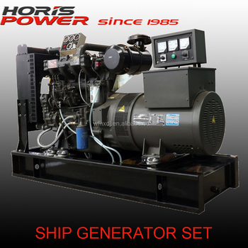 10-1000KVA ship generator for hot selling