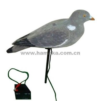 Hot Selling Motorized Pecking Pigeon Hunting Decoy wholesales
