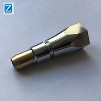 CNC Turning Machining Brass Parts With