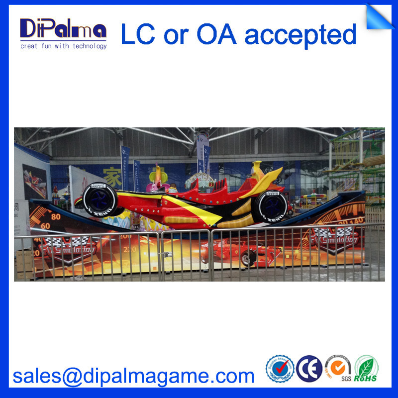 Funny attractive outdoor amusement park rides playground rides for kids