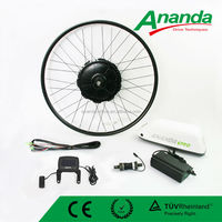 48v brushless motor gearless bicycle engine kit