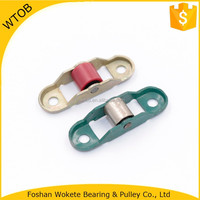 Window Pulley with Double Roller Steel Window Pulley Bearing