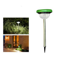 High Efficiency Park Patio Gaden Solar LED Light Factory Wholesale Price Solar Garden Lights Outdoor Solar Light
