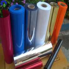 3mm Rigid Offset Printing PVC Plastic Sheet In Roll For Packing