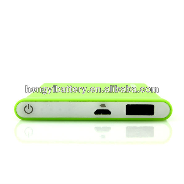 2013 new product 2300mAh ultrathin and portable power bank charger,mobile power supply