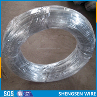 cheap price low carbon steel electro galvanized iron wire