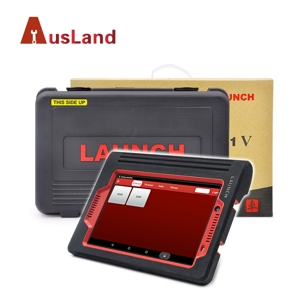 2017 New Released LAUNCH Box X431 V 8inch Touch Screen Auto Diagnostic Tool for Most Cars Best Cost Effective LAUNCH Box