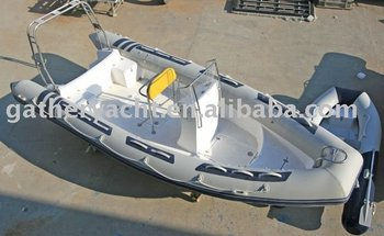 inflatable boat 660 (CE Available)