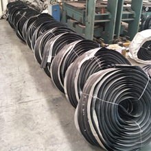 Compound Type Steel Side Rubber Waterstop for Concrete Project