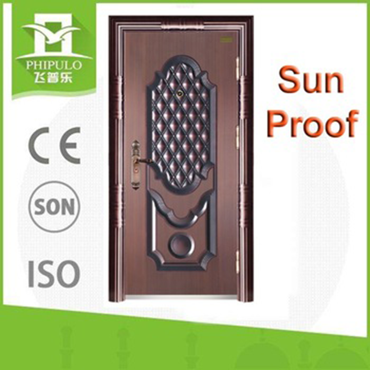 used exterior residential luxury design door for hot sale
