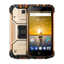 Ulefone Armor 2 Octa core 4G China Mobile Phone 5 Inch IP68 Waterproof 16MP Camera Rugged Smartphone