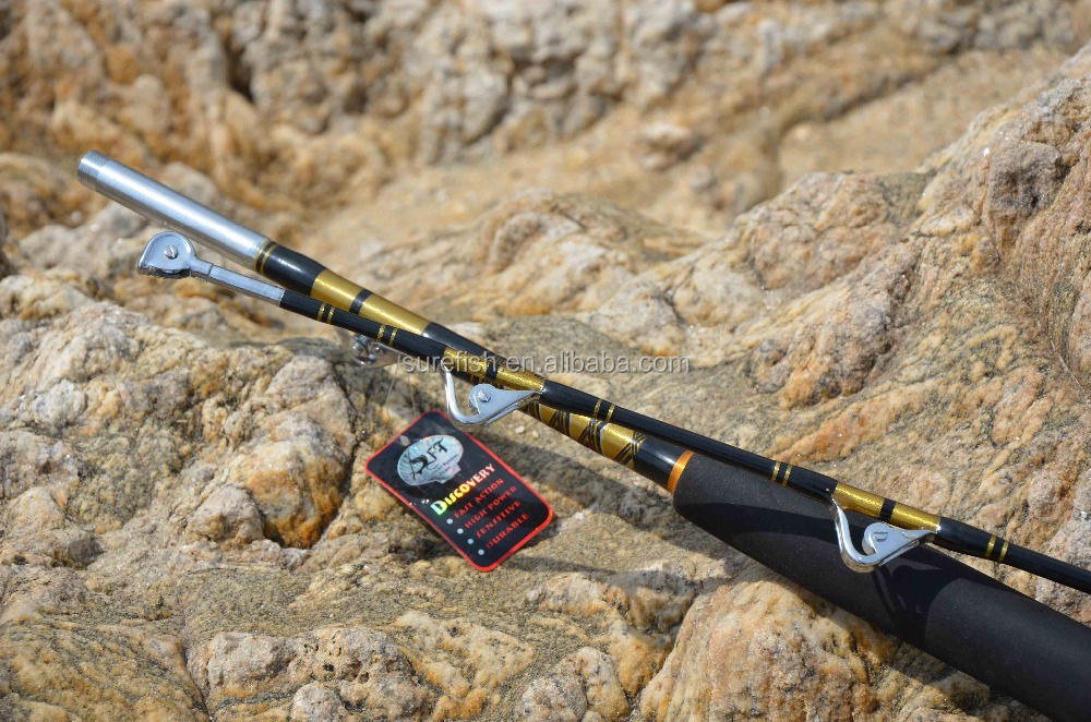 Wholesale toray nano carbon blank boat fishing rod buy for Cheap fishing rods for sale