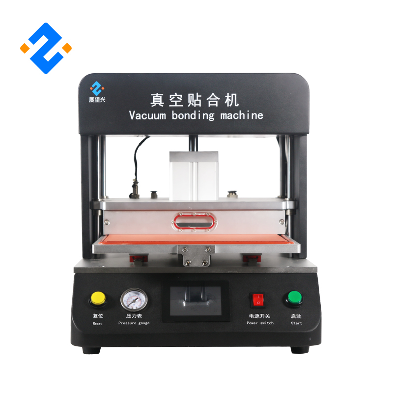 Automatic Repair Mobile Touch Screen LCD bonding laminating machine