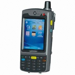 gps tracker mobile data terminal Xsmart10 PDA handheld barcode scanner with Wifi/RFID/GPRS/3G