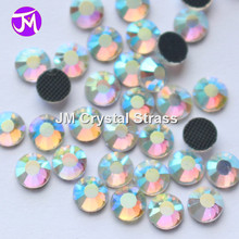USA ,UK, Italy, Austia Round 5mm SS20 DMC Hot fix Rhinestones for T-shirt