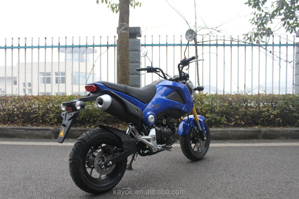 2015 New Style High quality ChongQing KM125 Racing Motorcycle