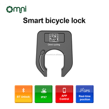 2017 Specialized Smart Bike Lock with Mobile APP and Background Management Operation Smart Sharing Bicycle System