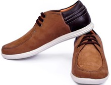 Mens Casual Shoes in Suede Leather Wholesale
