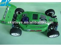 2016 High speed 1:10 Scale VH-X5 gas powered rc car remote control car nitro engine for kids and adults