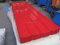 prepainted corrugated roofing sheets factory