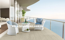 Homebase Line Patio Rattan Garden Furniture