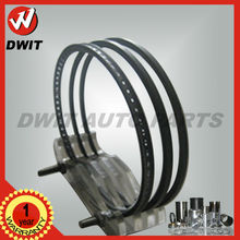 High quality engine piston ring set 4G52 Fit for Mitsubishi