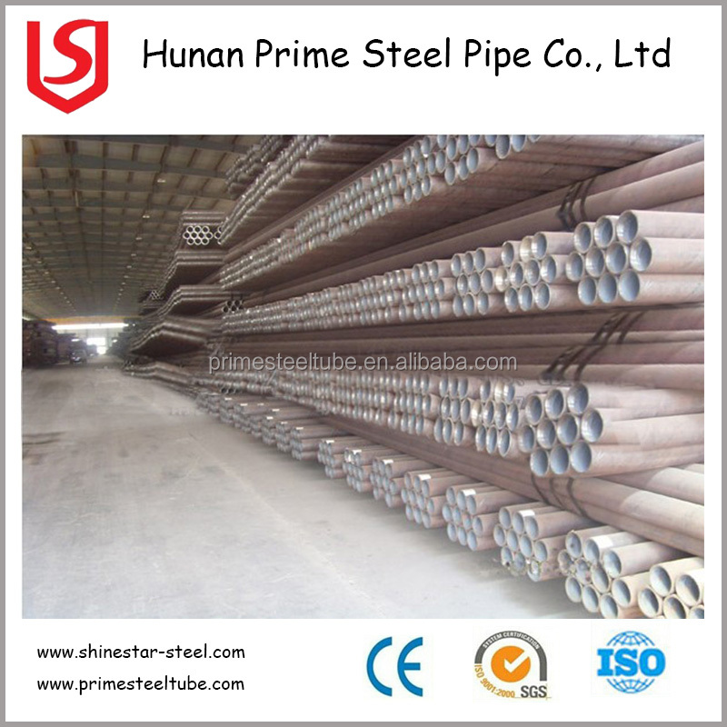 ASTM A192 SMLS CARBON STEEL TUBE / HIGH PRESSURE BOILER CARBON STEEL PIPE