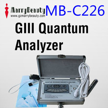 Quantum magnetic resonance analyzer meridian diagnostics MB-C226