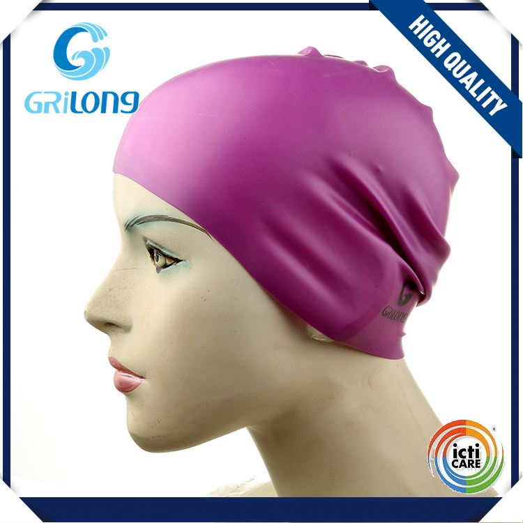 Top selling superior quality ear protect swimming caps on sale