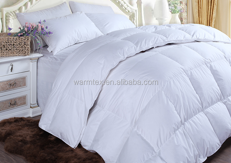 5 Star hotel gel fiber comforter,down alternative microfiber comforter