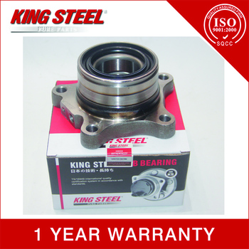KINGSTEEL factory price 42450-60070 wheel hub bearing for LAND CRUISER UZJ200,LEXUS LX570,SEQUOIA USK6# 07-