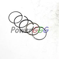 Lifan 125 125cc 52.4mm PISTON RINGS Fit For Pit Dirt bike, Quad Buggy Lifan loncin ducar 125LF02
