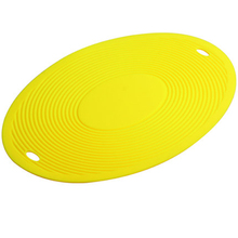 Professional cup mat silicone rubber coaster With Good Service