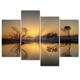 Canvas Prints Natural Scenery Wall Art Customized Digital Photography Printing/Dropship Cheap Modern Canvas Painting