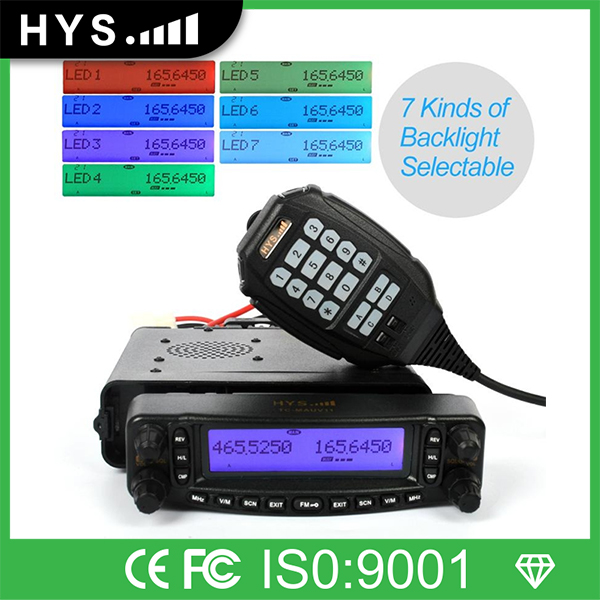 Car Radio Transceiver TC-MAUV11 With Air - Band Receiving