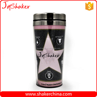 Photo Insert 450ML Stainless Steel Travel Mug with Lid