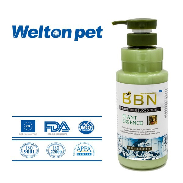 BBN Silk Protein Bath Foam pet grooming dog shampoo