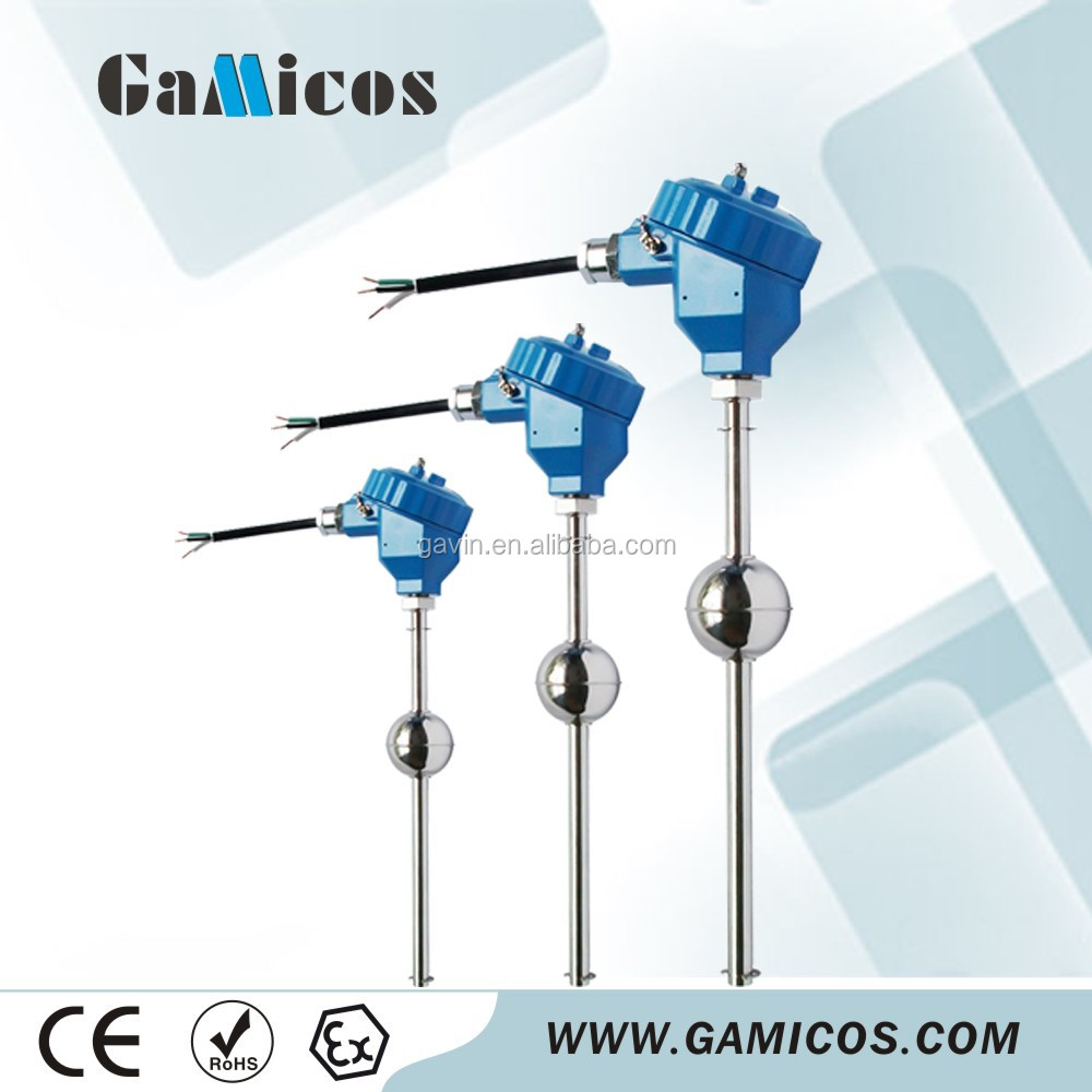 Stainless steel Magnetic Float level transmitter