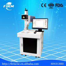 Jinan Firm High Precision fiber marking engraving machine jewelry
