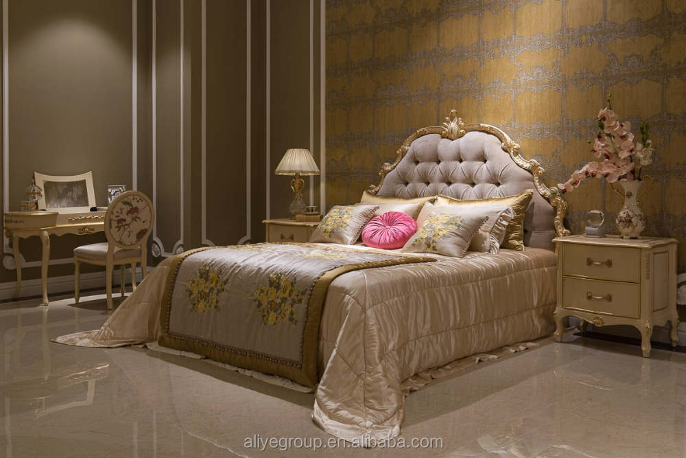 fb05 european bedroom furniture set of fancy bedroom