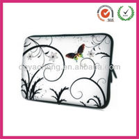 Ladies notebook envelope neoprene laptop bags with budget (factory)
