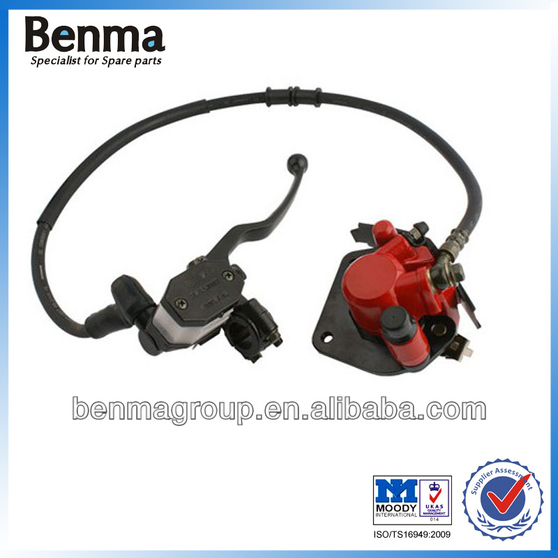 Hot Sell GS125 Hydraulic Brake Caliper, GS125 Front Brake Caliper, for GS125 Motorcycle Parts!!!