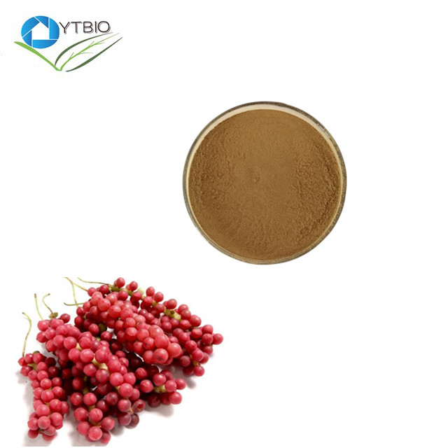 schisandra Chinensis extract/Kosher certificate/best schizandrol A B stevioside stevia extract neotame powder