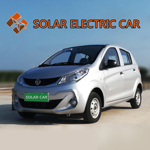 solar panel car sales 4 seater adult electric car mini solar cars made in china