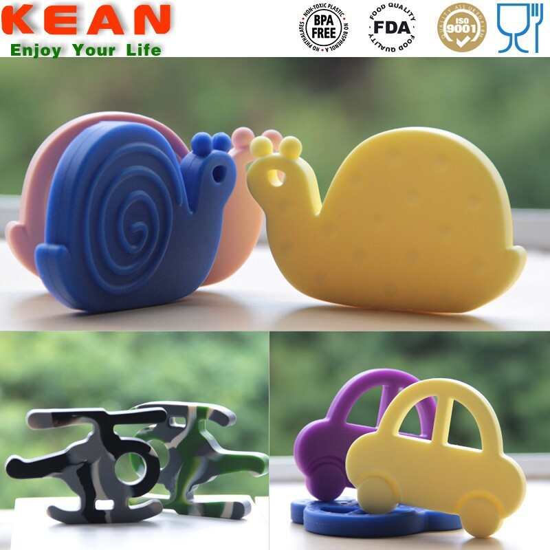Silicone Soft PVC Rubber Animal Toys for Kids