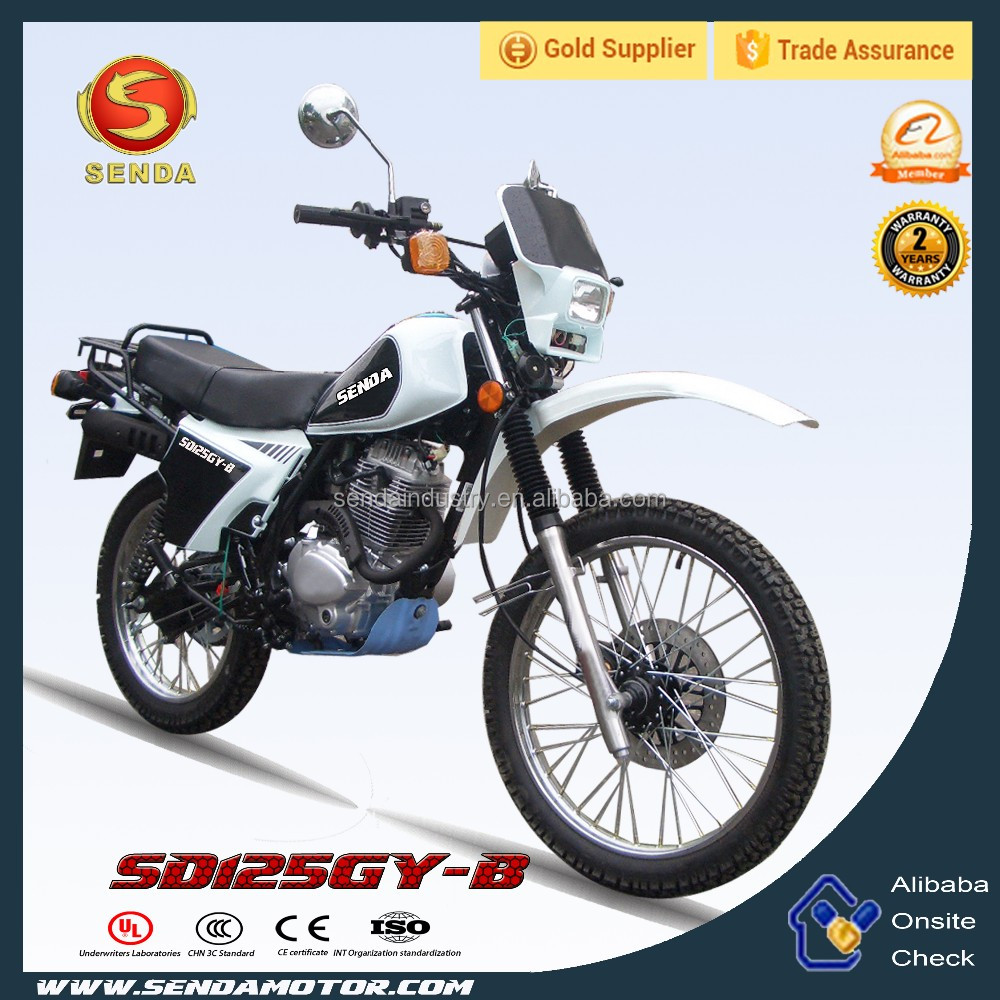 Hot Selling Dirt Bike 150CC Adults Motorcycle Factory OEM XL185 SD125GY-B